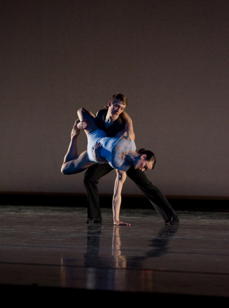 Kathi Martuza and Steven Houser, Left Unsaid, 2009. Photo: James McGrew