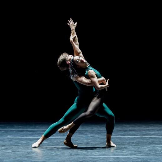 Peter Franc and Xuan Cheng; photo By Yi Yin