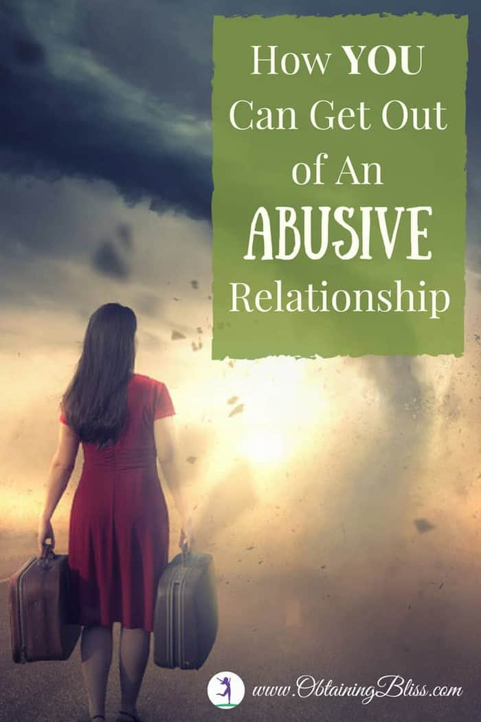 Getting out of an abusive relationship can be one of the scariest things. Learn exactly how you can get out of an abusive relationship. Click to read now! #domesticviolence #abuse #relationships #marriage #troubledmarriage