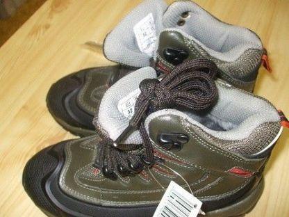 dětská zimní obuv treková