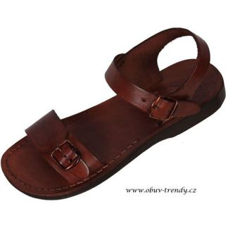 sandály z Egypta Antef