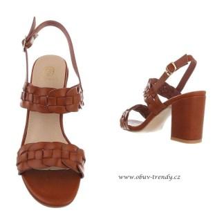 dámské sandály camel