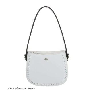 malá kabelka bílá