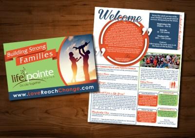 Life Pointe Church Sunday Bulletin