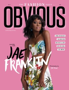 JAE FRANKLIN | FASHION ISSUE