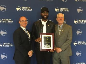 Mychael Knight and Georgia Southern University