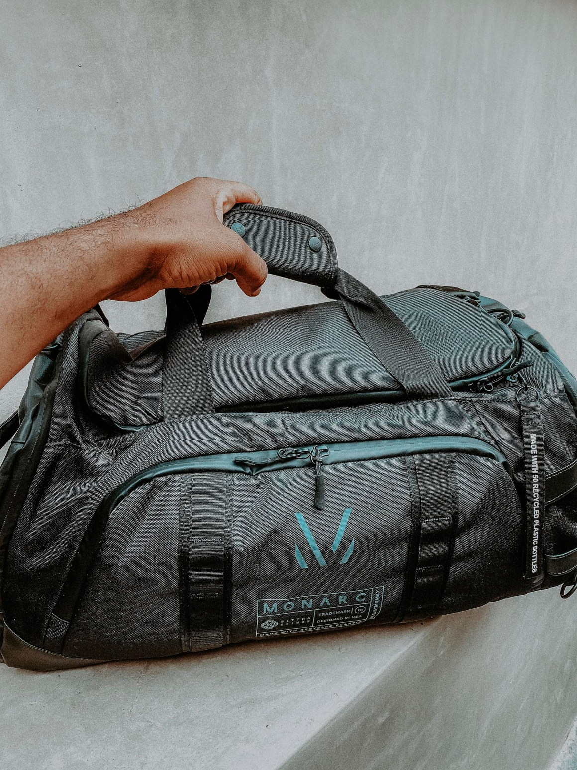 OMG! We Finally Found The #1 Best Travel Backpack - Monarc- The Settra Series - Duffel Bag