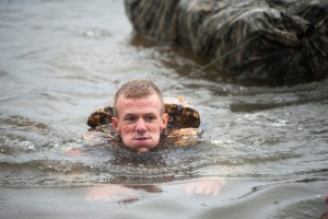 Wisconsin Guard soldier a top finisher in 2013 Best Ranger Competition