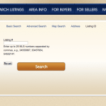Search OBX Listings by MLS#