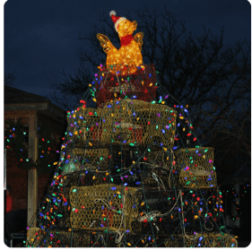 OBX Holiday Events - Duck Yuletide