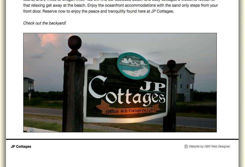 JP Cottages