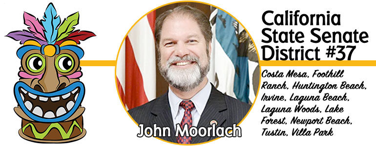 Senator John Moorlach introduces Senate Bill 1031 to protect pensions funds