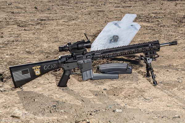 "18"" SPR / Field Rifle Build Report"