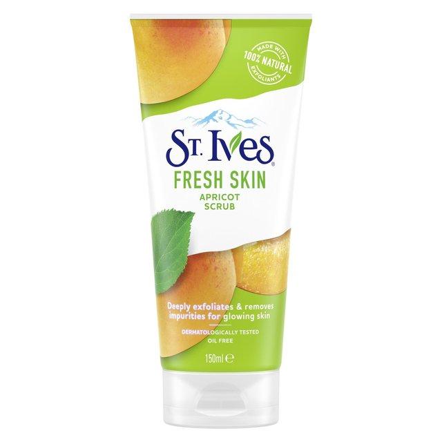 Scrub Ives Saint Apricot