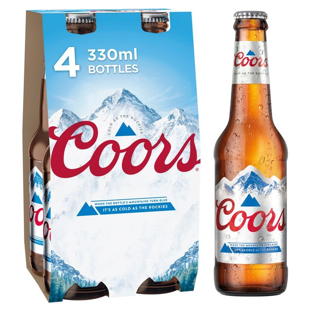 How Many Carbs In Coors Light Uk