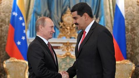Resultado de imagem para russia venezuela