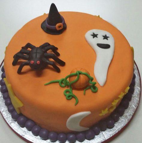 halloweentaart