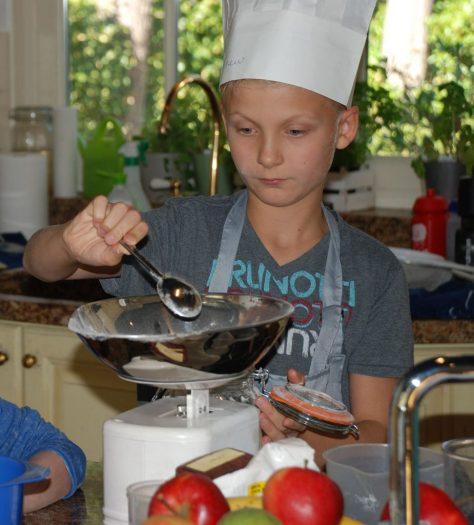 Junior Chef Kookklas OCakes