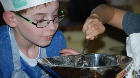 De junior chef kookklas