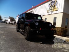 Jeep Wrangler Power Steps