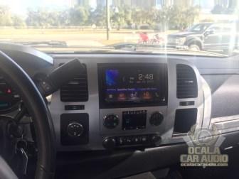 Silverado 2500HD Audio