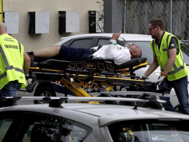 屠杀穆斯林至少49人死,弹夹向加拿大枪手致敬