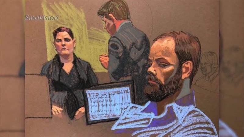 章莹颖案嫌犯克里斯滕森谋杀致死罪名成立