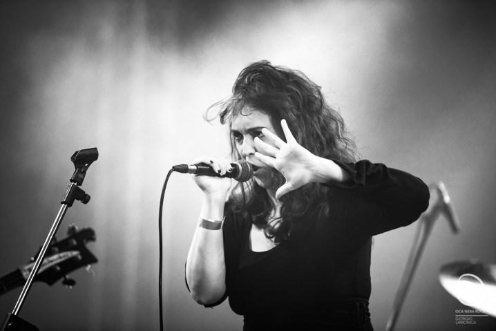 02 - Mumble Rumble - Pussy Riot - Bologna - 20190215