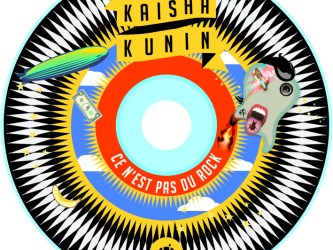 Kaisha Kunin - Ce n'est pas du rock