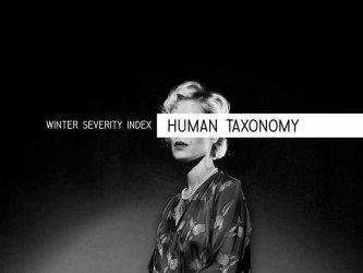 Winter Severity Index - Human Taxonomy