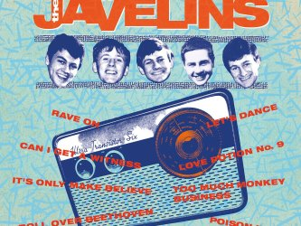 Ian Gillian & The Javelins - Raving!