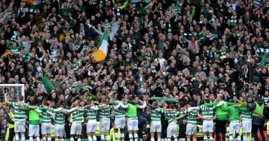 Torcida do Celtic invade Sunderland para amistoso (29.07.2017)
