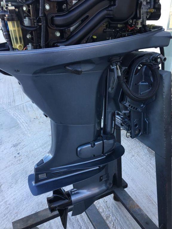 Moteur Yamaha 40cv 4temps Injections Arbre Long Occasion Accastillage