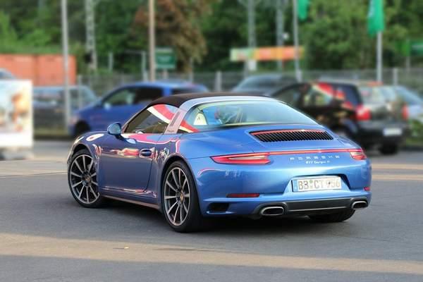 Porsche : trouver un bon fournisseur de pièces détachées