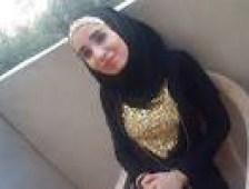 Muslim journalist female