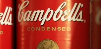 Campbells soup GMO