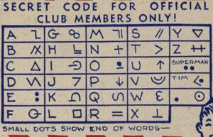 political code