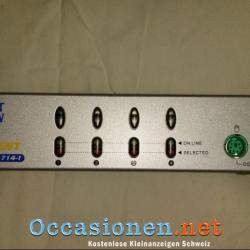 4er Smart View KVM Switch IC-714-I - 01