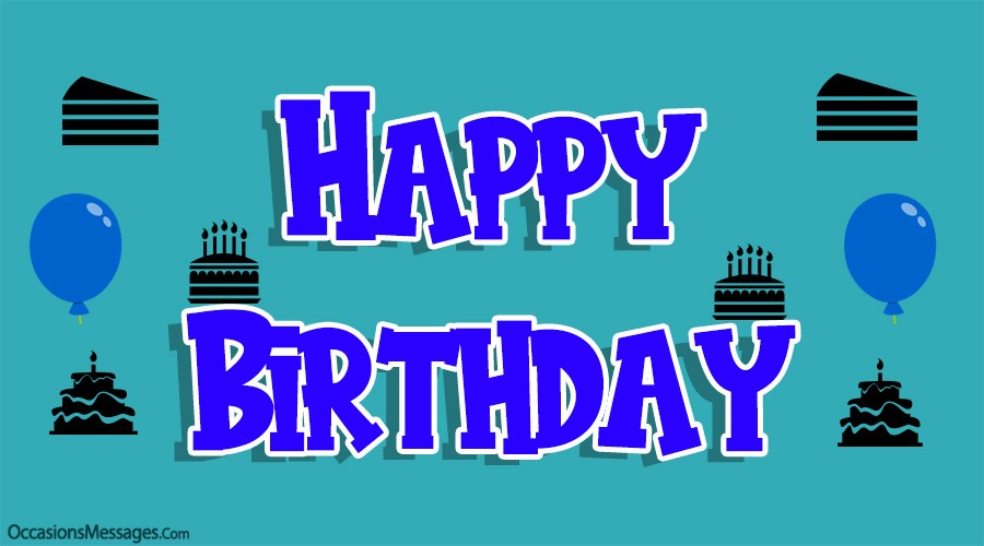 Birthday Wishes For Facebook Friends Occasions Messages