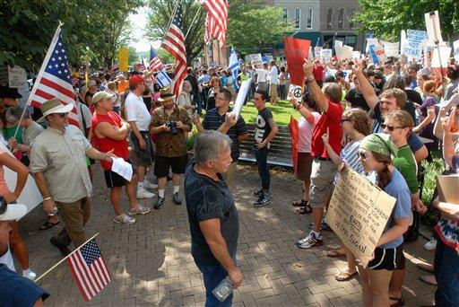 Murfreesboro Protests