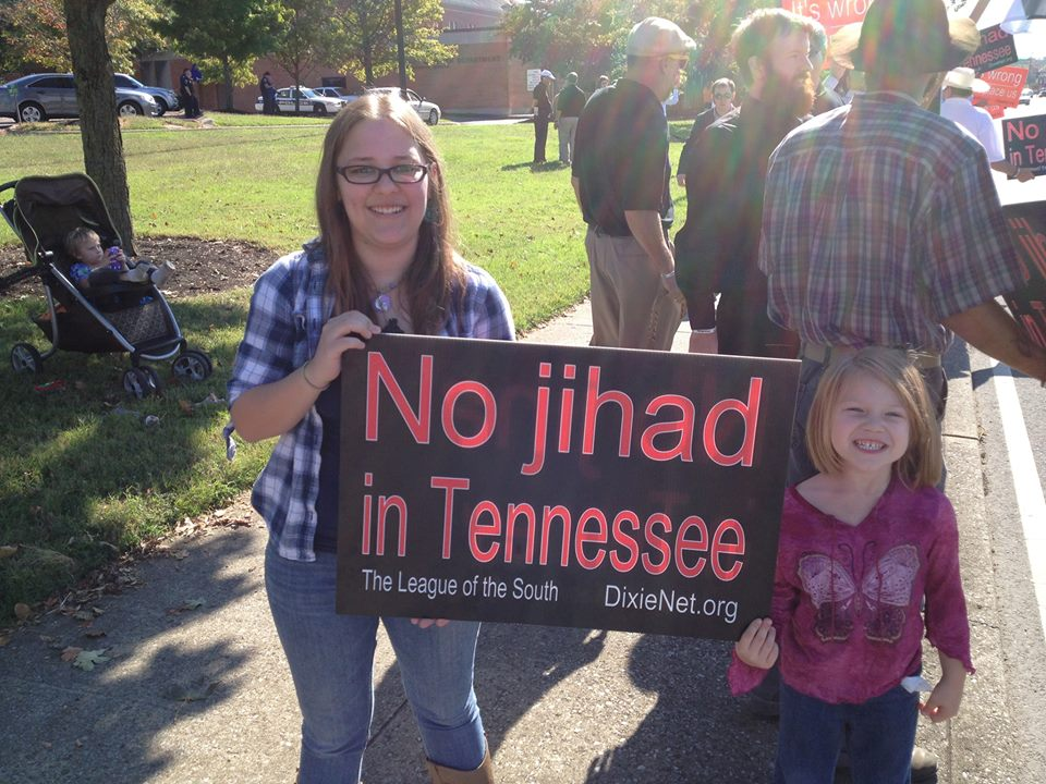 Murfreesboro and Shelbyville Demonstrations Against Southern Demographic Displacement