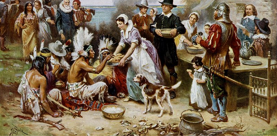 Jamestowne Thanksgiving
