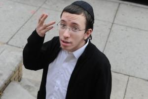 """Israel Blizovsky, a victim of """"Knockout King"""""""