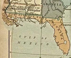 The Southernization of La Florida, 1763-1862