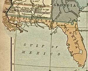 The Southernization of La Florida, 1763-1862