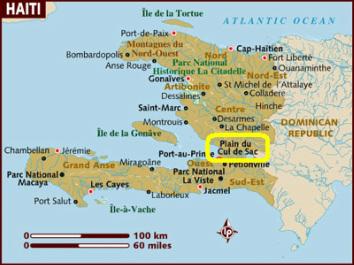 James Franklin on Haiti in 1828