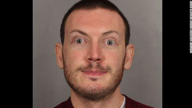 James Holmes shoots up a movie theater in Aurora, Colorado at the premiere of The Dark Knight in 2012