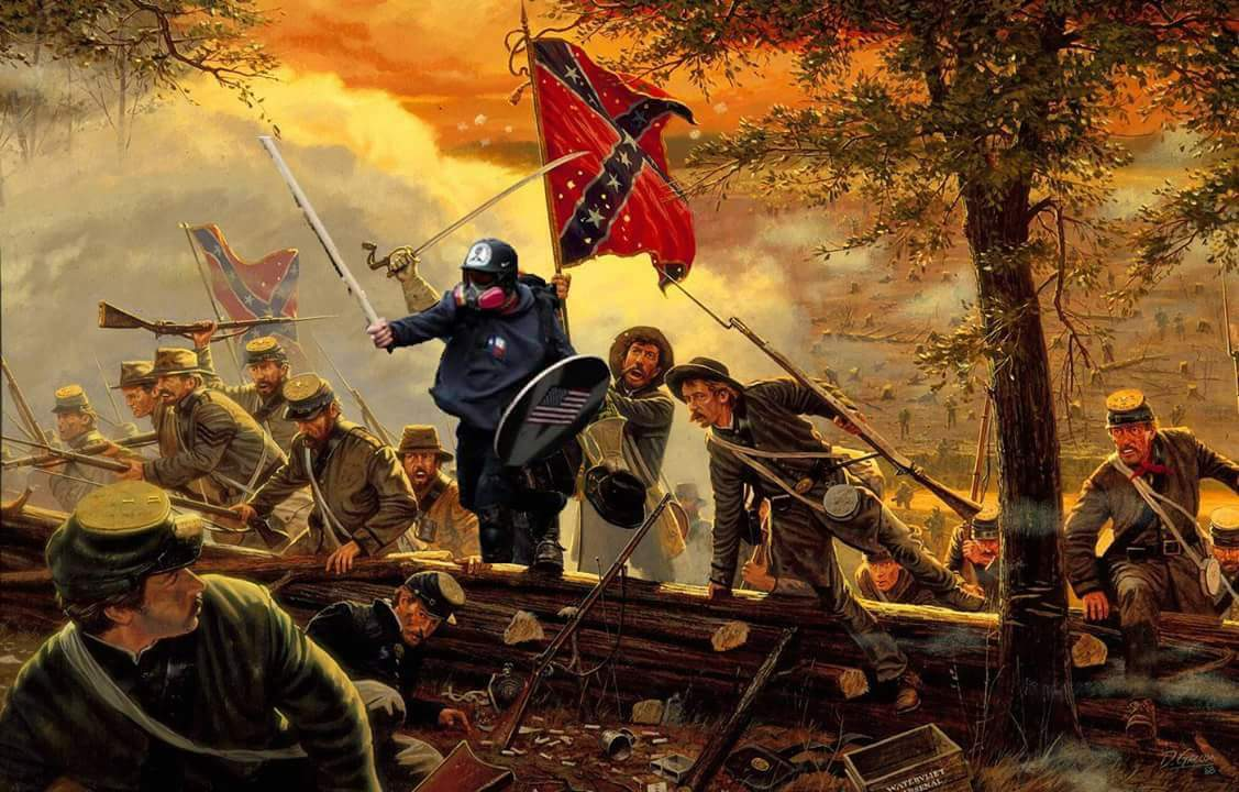 an american battle the civil war in the united states Kids learn about the history of the american civil war including causes, timeline, generals, battles, daily life, abraham lincoln, the north vs south, border states.