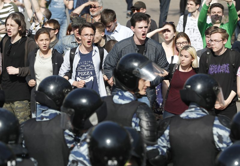 Moscow Protest 12