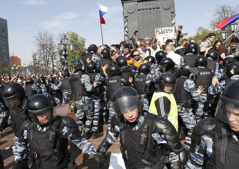 Moscow Protest 15